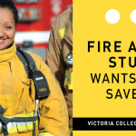 Fire Academy Student Wants to Help Save Lives