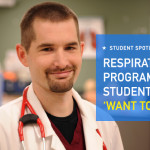 Respiratory Care Program Inspires Student to 'Want To Do More'