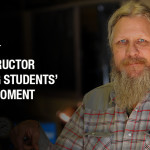 Welding Instructor Enjoys Seeing Students' 'Light Bulb' Moments