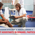Physical Therapist Assistants in Demand, Particularly  in Texas